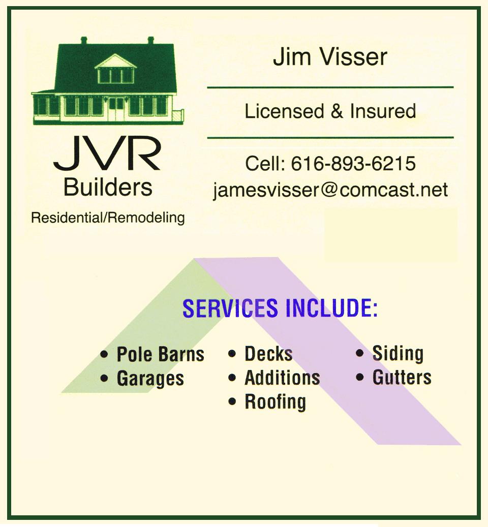 JVR Builders